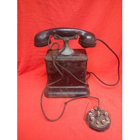 Antiguo Telefono A Magneto ,rdmn