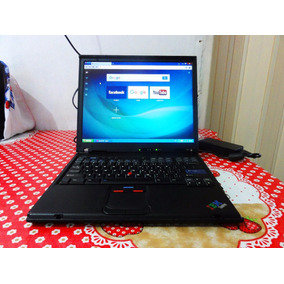 Notebook Ibm Thinkpad T42 - Pentium M 735 @ 1.7 Ghz, 1gb Ram