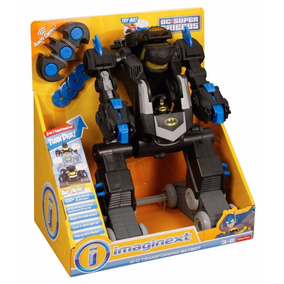 Imaginext Robo Batman Batbot - Fisher Price - Dmt 82