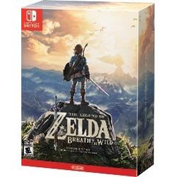 Consola Nintendo Switch Gris + Zelda Special Ed. - Sniper
