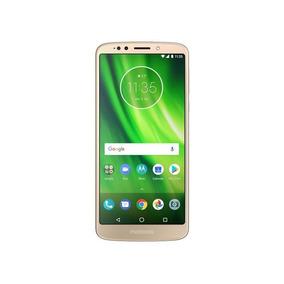 Celular Motorola Moto G6 Play Dorado