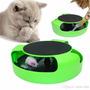 Juguete Para Gato Con Rascador - Eshopviña