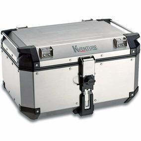 Maleta Kappa Aluminio K-venture 58 Litros Baul Trasero - Fas