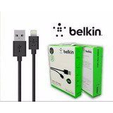 Cable Belkin Para Iphone 5 / 6 / 6 Plus Y Android