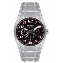 Relógio Orient Masculino Multifunção Mbssm012 Pvsx + Nf-e