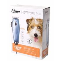 Máquina De Tosa E Tosquiadeira Oster Lucky Dog 110v Prof.