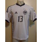 Camiseta Selección Alemania Corea Japón 2002 Ballack #13 M