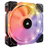 Ventilador Corsair Hd120 Rgb 120mm Con Controlador Co-905006