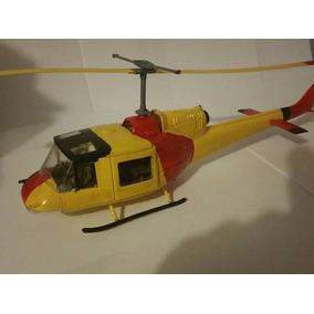 Helicóptero Uh-1c Gunship Marca Lingberg Escala 1/43
