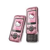 Celular Desbloqueado W395 Fm Mp3 Hello Kitty Novo