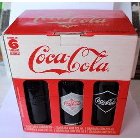 Garrafa Comemorativa Coca Cola