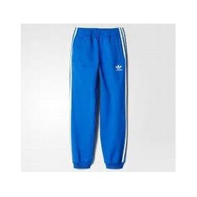 Pantalon adidas Originals Superstar Azul Niño