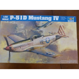 P-51d Mustang Iv Trumpeter 1/32