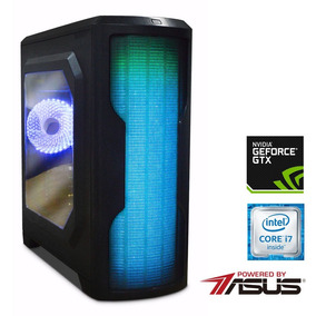 Pc Gamer Geforce Gtx 1050 Core I7 7700 2tb Hdd 8gb Ddr4 Pba