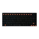 Teclado Bluetooth Star Tec St-kb-b71 Negro Caja