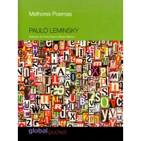 Melhores Poemas - Paulo Leminski
