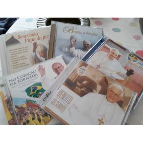 Cds Combo Papas Catolicos Temas Musicais Diversos Com Frete!