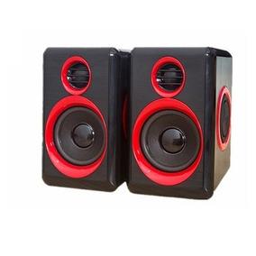 Corneta Usb Speaker 2.0 Pc Laptop Celular Tv Ft-165 Multimed