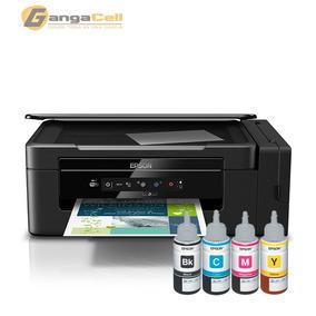Impresora Epson L395 Multifuncion Con Sistema De Tinta Wifi