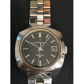 Relógio Eterna-matic Kontiki 20 - Anos 60 - Coleção
