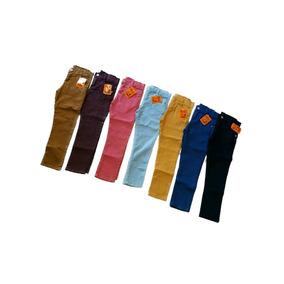 4 Calças Jeans Infantil Menino Masculino Criança 1 A 16 Anos
