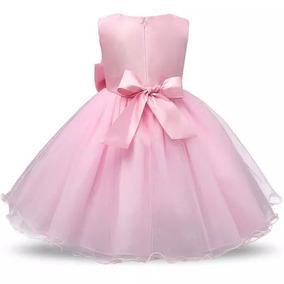 Vestido Festa Infantil Princesa Aniversário Daminha Casament