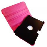 Capa Giratória Tablet Rosa Galaxy Note 10.1 N8000 N8010