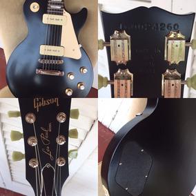 Gibson Les Paul 60s Tribute Usa 2016 Color: Satin Ebony