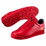 Tenis Puma Ferrari Roma Jr 364188 01