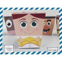 Souvenir Evento Cumple Personaliza Caja F1 Toy Story Jessie