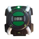 Ben10 Relógio Horas Digital Sonoro C/ Luz Omniverse B