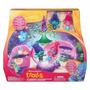 Novo Brinquedo Trolls Pista De Dança Gira E Se Ilumina B6560