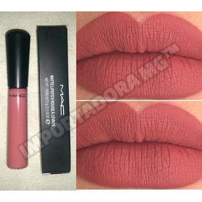 Labiales Liquid Lipstick Nude Mac, Detal Y Mayor.