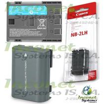 Bateria Canon Nb-2lh Para Camaras Rbel Xt/xti,ps S70/g9 Inco