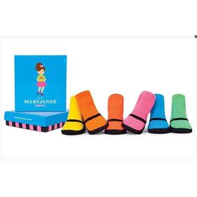 Meia-sapato Infantil - Caixa Com 6 - Mary Jane