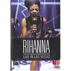 Rihanna - Live In Las Vegas - Dvd -