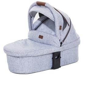 Moisés Para Bebê Carry Cot Abc Design Graphite Grey