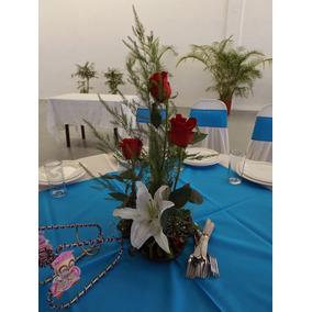 Arreglos florales naturales para centros de mesa en mercado libre mxico arreglos florales para centros de mesa boda xv aos bautizo thecheapjerseys Gallery