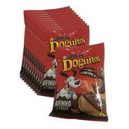 Combo Com 10 Bifinho Doguitos Carne 650g Nestlé Purina