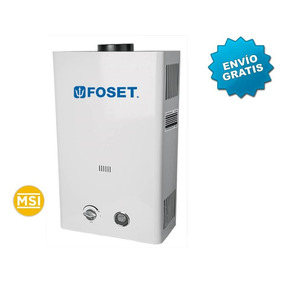 Calentador De Agua Instantaneo Gas Lp, 11 Lts + Envio Grati
