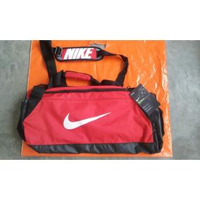 6f37107dbe753 Maletas Gym Nike - Maletas Rojo en Mercado Libre México