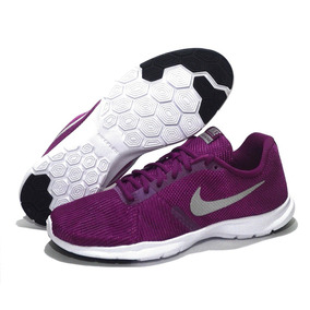 Zapatillas Nike Modelo Running Flex Bijoux - (601)