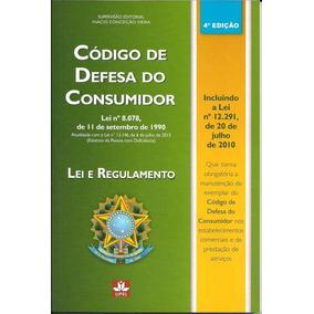 Código De Defesa Do Consumidor - 4ª Ed. 2015