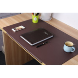 Lohome Desk Pads Artificial Leather Laptop Mat With F -cafe