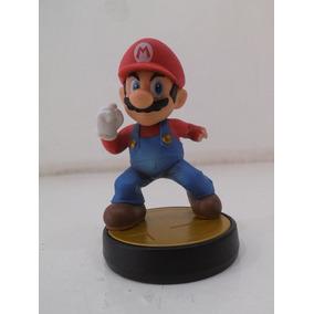Muñeco Mario Bros Amiibo Nintendo (falta Una Mano)