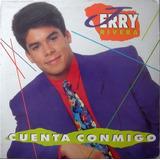 Jerry Rivera - Cuenta Conmigo (lp, Album) 70 Bss.