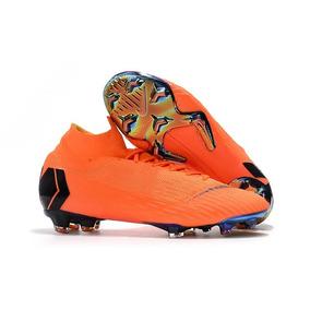 Chuteira Cr7 Super Fly Azul - Chuteiras Nike para Adultos no Mercado ... b66c9561007d9