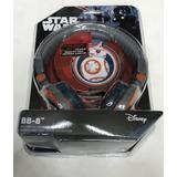 Auricular Star Wars Bb-8 Oficial Disney Colección