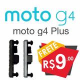 Botão Power Lateral Moto G4 Xt1626 / G4 Plus Xt1640 Original