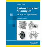 Broto - Instrumentación Quirúrgica Tomo 2